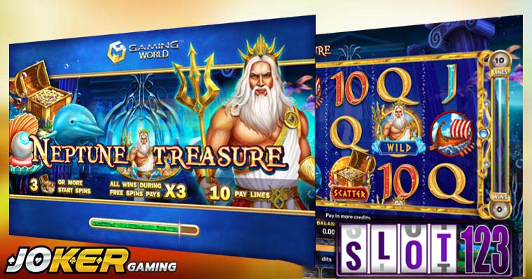 Review Game Slot Online Neptune Treasure Agen Joker Gaming