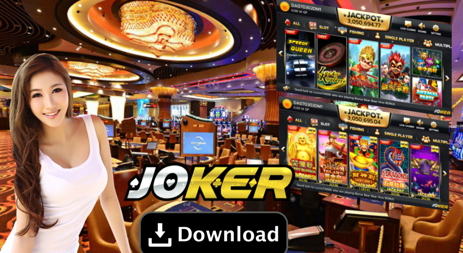 Agen Slot Joker123 dan Login Joker Gaming Disini