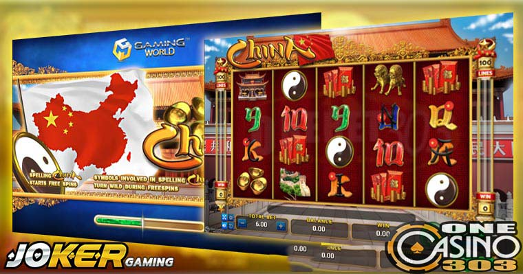 Review Game Slot Online China Di Agen Joker Gaming