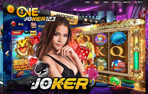 Link Situs Agen Game Slot Joker123 Gaming Casino Online