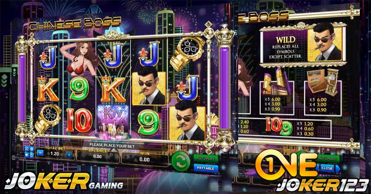 Review Game Slot Online Chinese Boss Di Agen Joker123 Casino