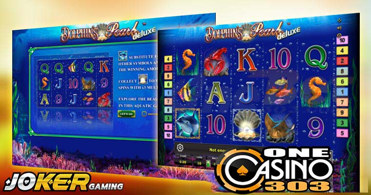 Review Game Slot Online Dolphin Pearl Di Agen Joker123